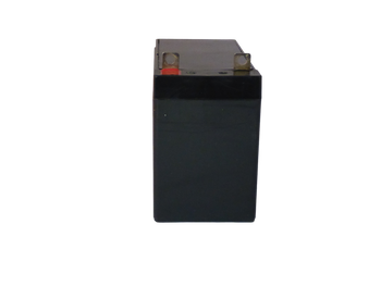 UB1290 - 12 Volts 9Ah SLA Battery - Side View | Battery Specialist Canada