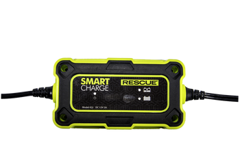 iQ2 Rescue Smart Charger - Maintainer - 12V 2Amp  | Battery Specialist Canada
