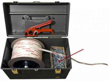 Strap Buckles 2000lb Capacity- 1000 Each - 420582-1000 | Battery Specialist Canada