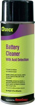 Battery Cleaner with Acid Detector x6 Aersol can 13.7 oz - 510430-006 | Battery Specialist Canada