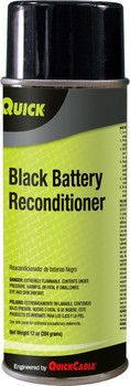 Black Reconditoner Paint 6 Pack - 510440-004 | Battery Specialist Canada