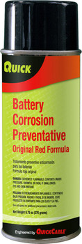 Original Red Aerosol Formula Battery Corrosion Preventative - 510400-006  | Battery Specialist Canada