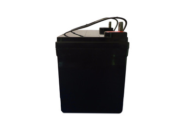 Exide Powerware BATA-012 12V 35Ah UPS Battery Side View | batteryspecialist.ca