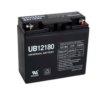 Dual Lite 012-896 12V 18Ah Emergency Light Battery   Battery Specialist Canada