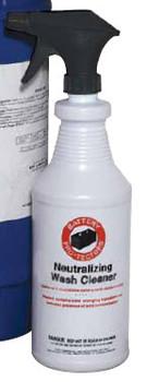 Neutralizing Wash Cleaner 32oz Spray Bottle