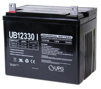 UB12330 - 12V 33Ah Sealed Lead Acid Battery | Battery Specialist Canada