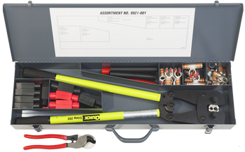 2/0 Gauge Heavy Duty Kits - Includes Quick Crimp 250 Tool | Battery Specialist Canada
