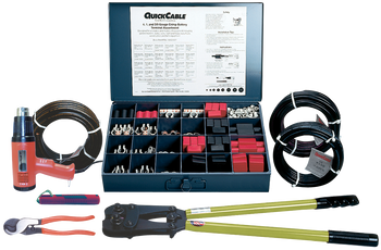 1 Gauge, 4 Gauge & 2/0 Gauge Vehicle Cable Kit | Battery Specialist Canada