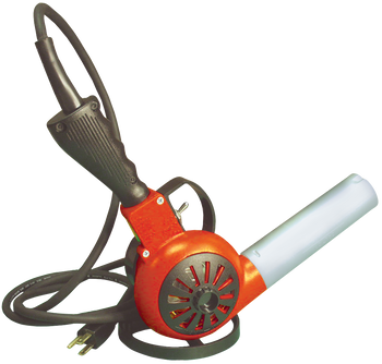 Heat Gun - 500/750°F Output - with Heat Deflector & Stand | Battery Specialist Canada