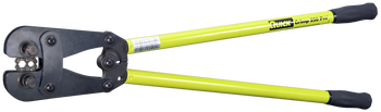 "Cable Crimper - Quick Crimp 250 Pro - Handheld - Length 34"" | Battery Specialist Canada"