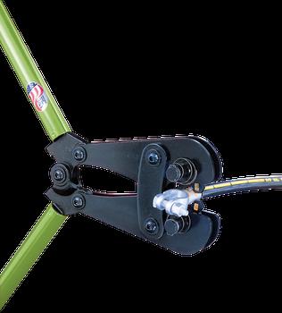 "Cable Crimper - Quick Crimp 250 - Handheld - Length 26"" | Battery Specialist Canada"