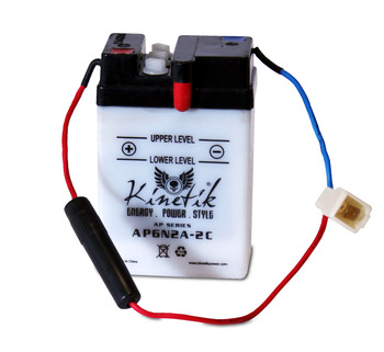AP6N2A-2C - Power Sport High Performance Battery - 6 Volts 2Ah - 41503 | Battery Specialist Canada