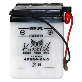 AP6N4-2A-5 - Power Sport High Performance Battery - 6 Volts 4Ah - 41509 | Battery Specialist Canada