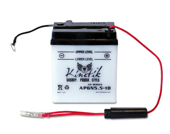 AP6N5.5-1D - Power Sport High Performance Battery - 6 Volts 5.5Ah - 41517 | Battery Specialist Canada