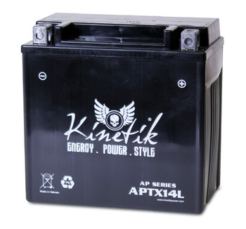 GYZ16HL - Ready to Install & Charged AGM Battery - 12 Volts 12 Amp Hrs | Battery Specialist Canada