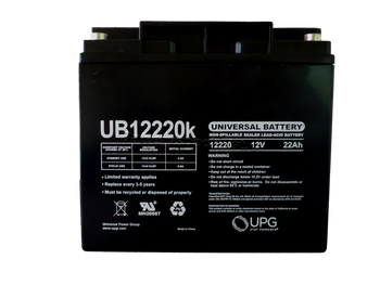 B. B. Battery BP17-12 - Upgrade replacement Valve Regulated Lead-acid Rechargeable Battery | Battery Specialist Canada