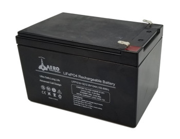 Lithium Ion Battery - 12V 12Ah - With Protective Circuit Board | Battery Specialist Canada