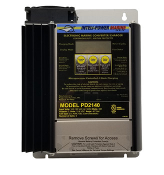 PD2140 – 40 Amp Inteli-Power Electronic Marine Battery Converter - Charger  | Battery Specialist Canada