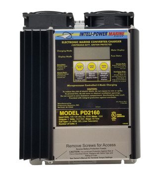 PD2160 – 60 Amp Inteli-Power Electronic Marine Battery Converter  - Charger  | Battery Specialist Canada