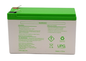 LFP1260 - 12.8V 6Ah LiFePO4 Lithium Battery Back | batteryspecialist.ca