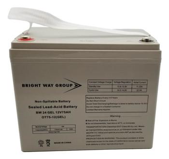 BW 24 GEL - Brightway Group Gel Battery  | Battery Specialist Canada