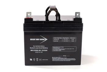 BW12350DC-NB - 12 Volts 35Ah -Terminal L1 - SLA/AGM Battery - Group U1 - HXD12-35 | Battery Specialist Canada