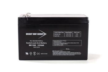BW1280 - 12 Volts 8Ah -Terminal F2 - SLA/AGM Battery - HX12-8 | Battery Specialist Canada