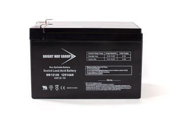 BW12140 - 12 Volts 14Ah -Terminal F2 - SLA/AGM Battery | Battery Specialist Canada
