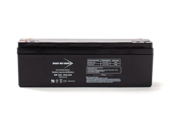 BW1222 - 12 Volts 2.2Ah -Terminal F1 - SLA/AGM Battery - | Battery Specialist Canada