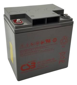 HR12120WFR - CSB Battery - 12V 120 Watts Per Cell - 30Ah | Battery Specialist Canada