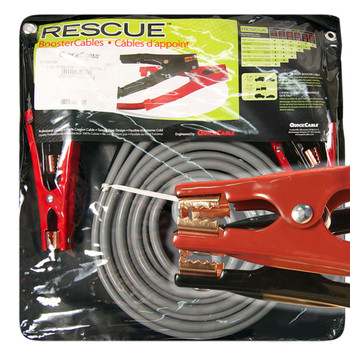 Booster Cable - 1 Gauge - 20' Long - 500 Amp Mechanic Clamp | Battery Specialist Canada