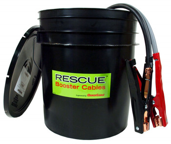 Booster Cable - 1 Gauge - 30' Long - 500 Amp Mechanic Clamp | Battery Specialist Canada