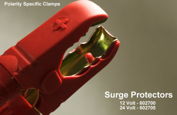 Surge Protector 12V - Clamps | Battery Specialist Canada