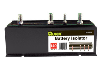 Isolator 140 Amp - Delcotron - 2 Batteries | Battery Specialist Canada