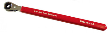 ide Battery Terminal Ratchet -HD Long Handle 5/16"