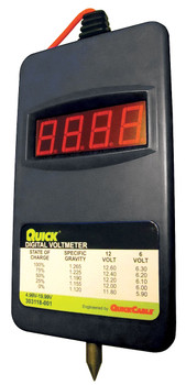 Digital Volt Meter For Battery Testing - 303118-2001 | Battery Specialist Canada