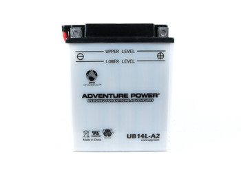 Power Sport Conventional (YB14L-A2) 12-Volts 14-Amp Hrs | Battery Specialist Canada