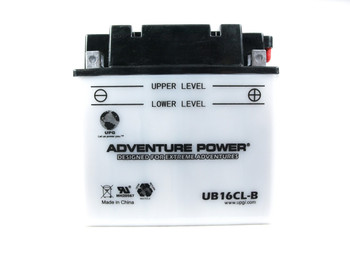 Power Sport Conventional - YB16CL-B - 12-Volts 16-Amp Hrs | Battery Specialist Canada