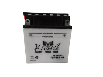 Power Sport Conventional (YB9A-A) 12-Volts 9-Amp Hrs | Battery Specialist Canada