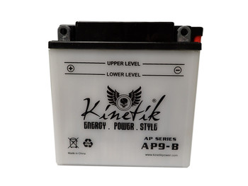 Power Sport Conventional - YB9-B - 12 Volts 9 Amp Hrs | Battery Specialist Canada