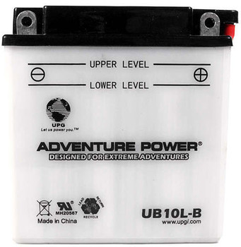 Power Sport Conventional (YB10L-B) 12-Volts 11-Amp Hrs | Battery Specialist Canada