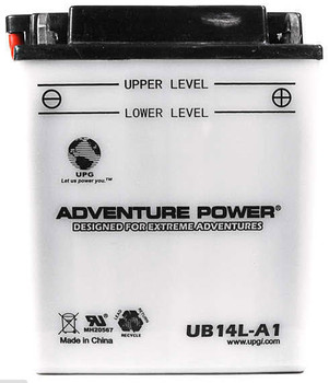 Power Sport Conventional - YB14L-A1 - 12 Volts 14 Amp Hrs | Battery Specialist Canada