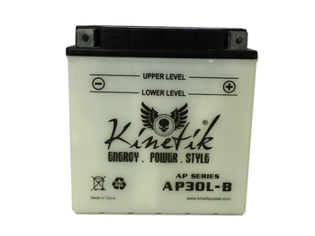Power Sport Conventional Battery - YB30L-B - 12 Volts 30 Amp Hrs | Battery Specialist Canada