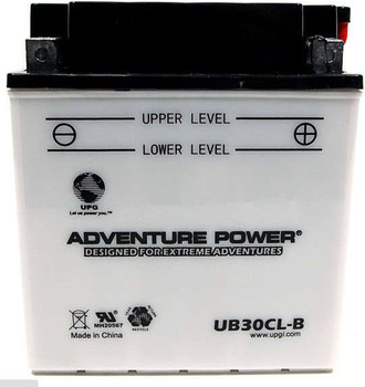Power Sport Conventional - YB30CL-B - 12-Volts 30-Amp Hrs | Battery Specialist Canada