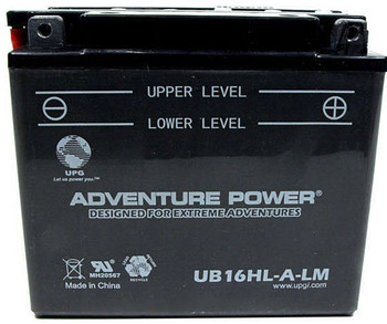 Power Sport Conventional - YB16HL-A-CX - 12 Volts 19 Amp Hrs | Battery Specialist Canada