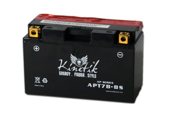Power Sport Dry Charge AGM - YT7B-BS - 12-Volts 6-Amp Hrs | Battery Specialist Canada
