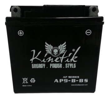 Power Sport Dry Charge AGM (YB9-B) 12-Volts 9-Amp Hrs| Battery Specialist Canada