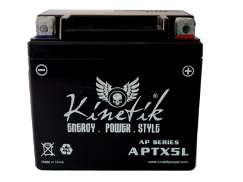 YTX5L-BS - 12-Volts 4-Amp Hrs | Battery Specialist Canada