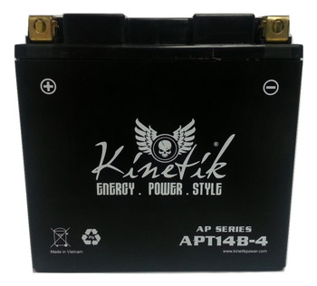 Power Sport Sealed AGM (YT14B) 12-Volts 12-Amp Hrs | Battery Specialist Canada