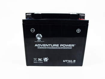 Power Sport Sealed AGM - YB16L-B - 12-Volts 17-Amp Hrs | Battery Specialist Canada